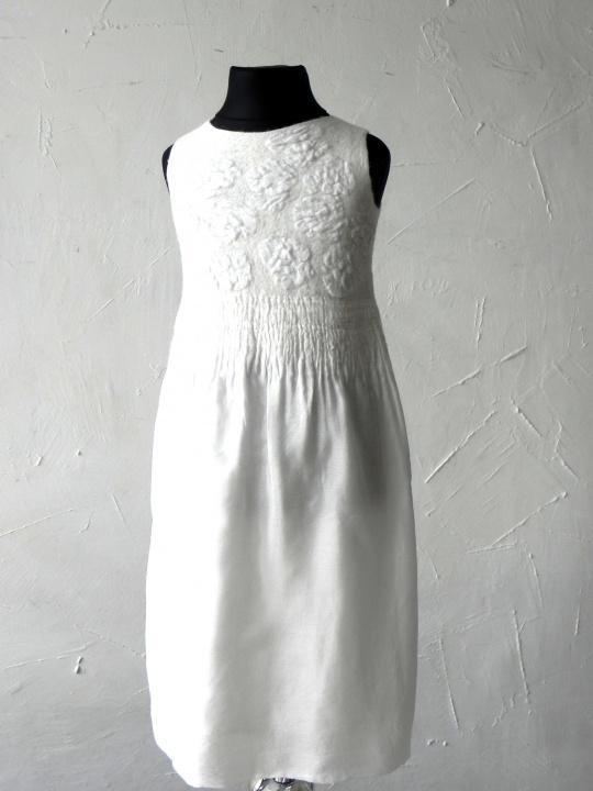 Velta Krikštynų suknelė