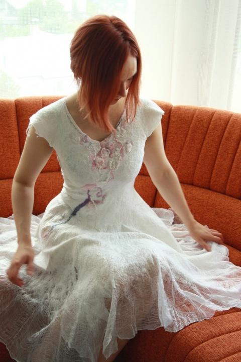 Velta vestuvinė suknytė
