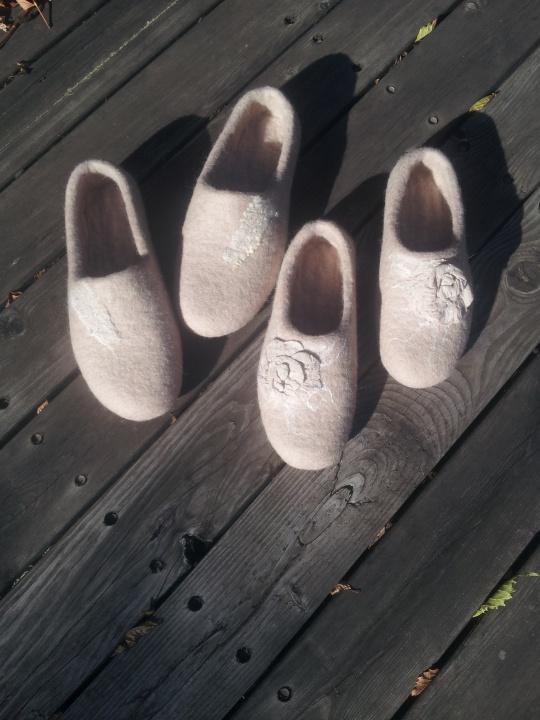 Veltinio apavas Šeimai