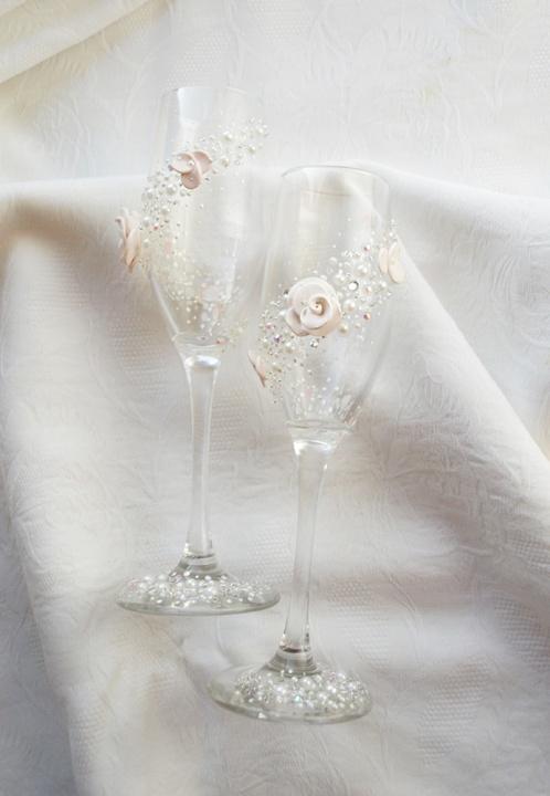 Vestuvinės taurės b10