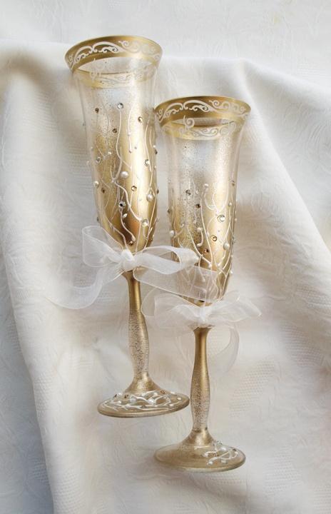 Vestuvinės taurės b12
