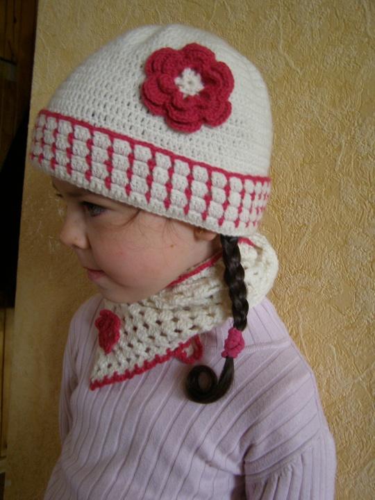Vilnonė nerta kepurytė