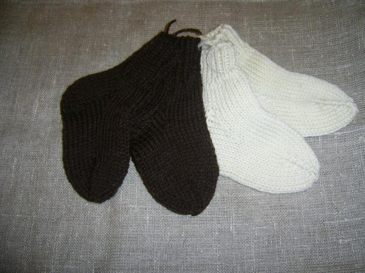 Vilnonės kojinės vaikams