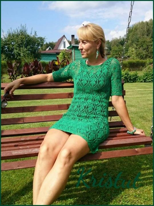 Žolė žalia ;)