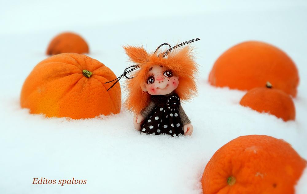 Apelsinukė