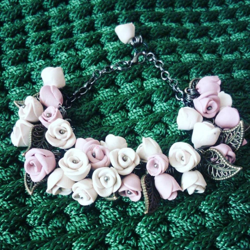 """Apyrankė ''Vintažinės rožytės"""""""