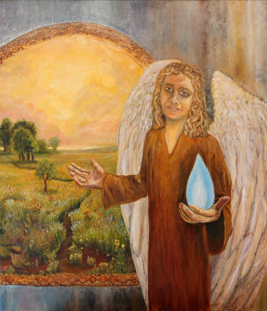 Arkangelas Urielis - Šviesos spindulys