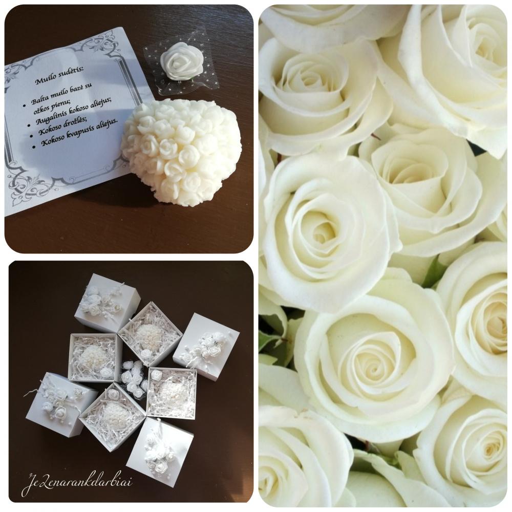 Baltosios rožytės