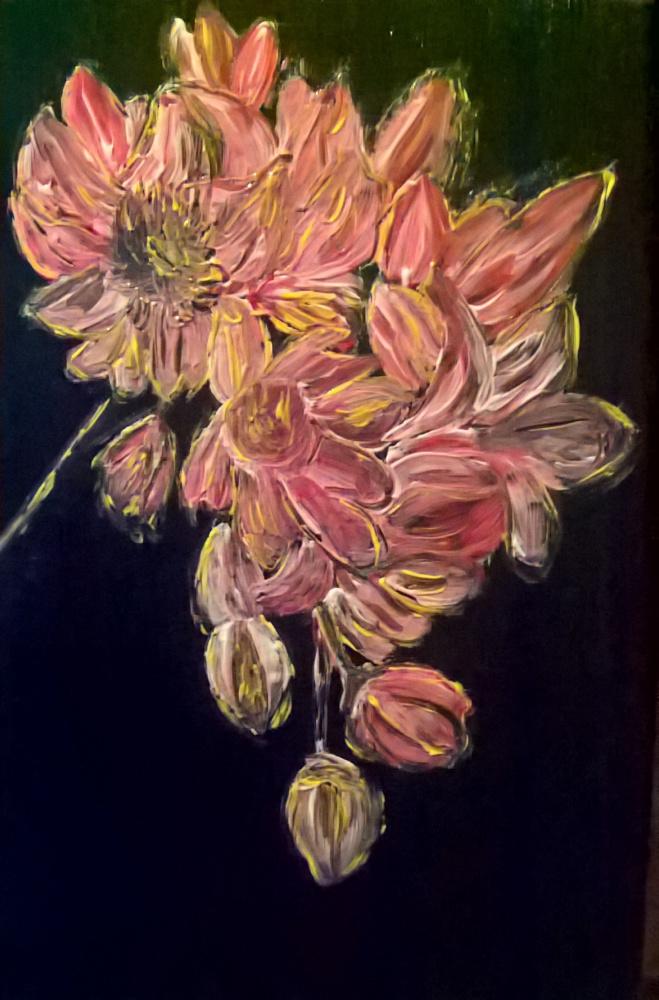 blooms at night