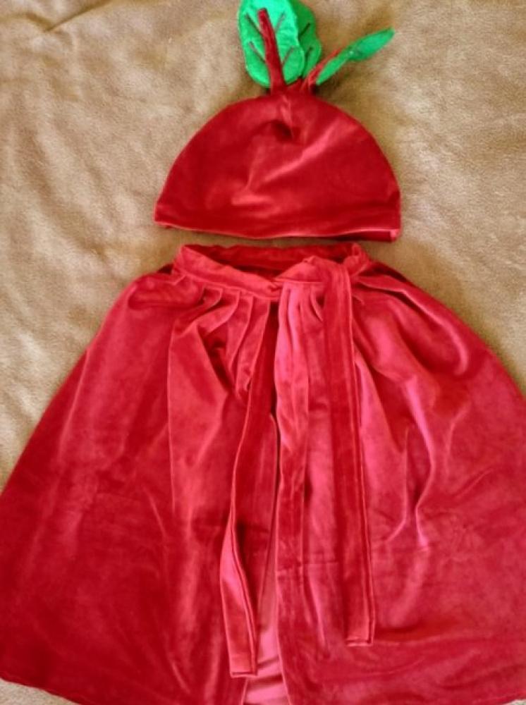 Buroko, ridiko kostiumas