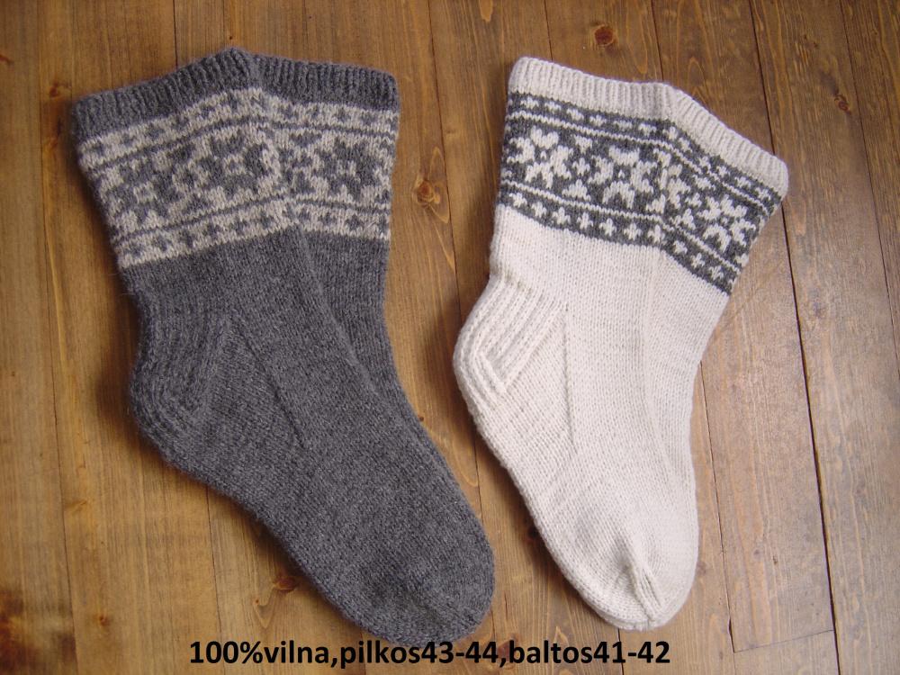 Dideliu dydziu kojines