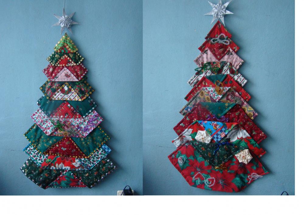 Erdvinė kalėdinė eglutė