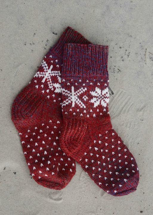 GP-703 Vilnonės kojinės