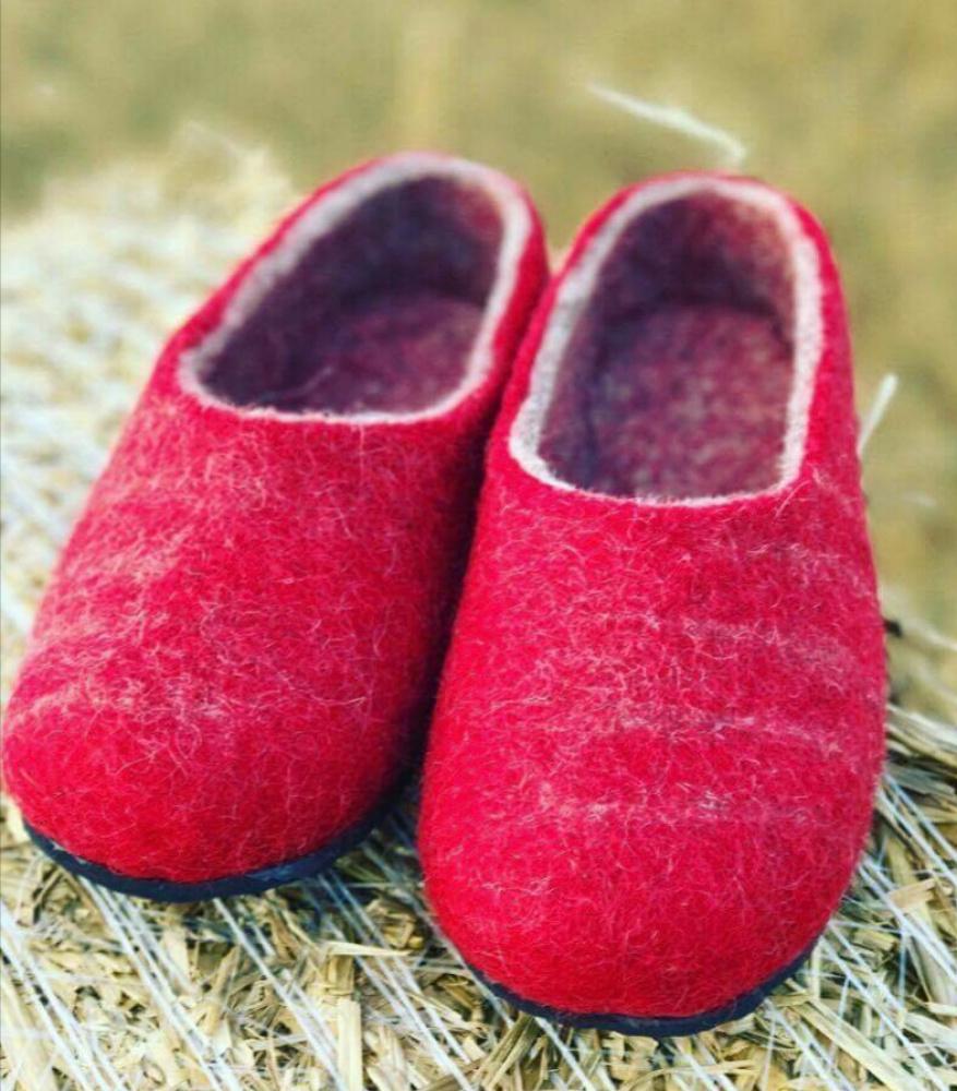 Gražiai raudonos