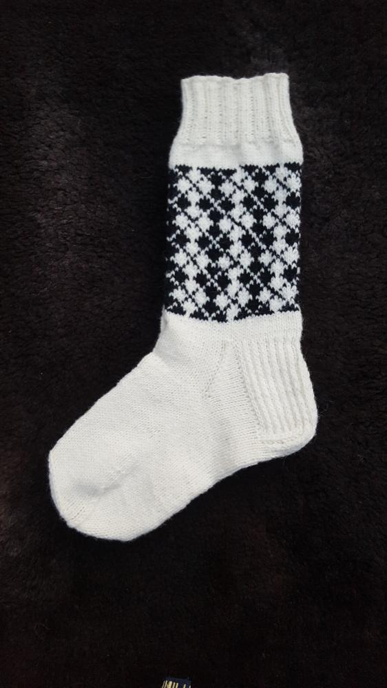 ilgos kojines su rastu