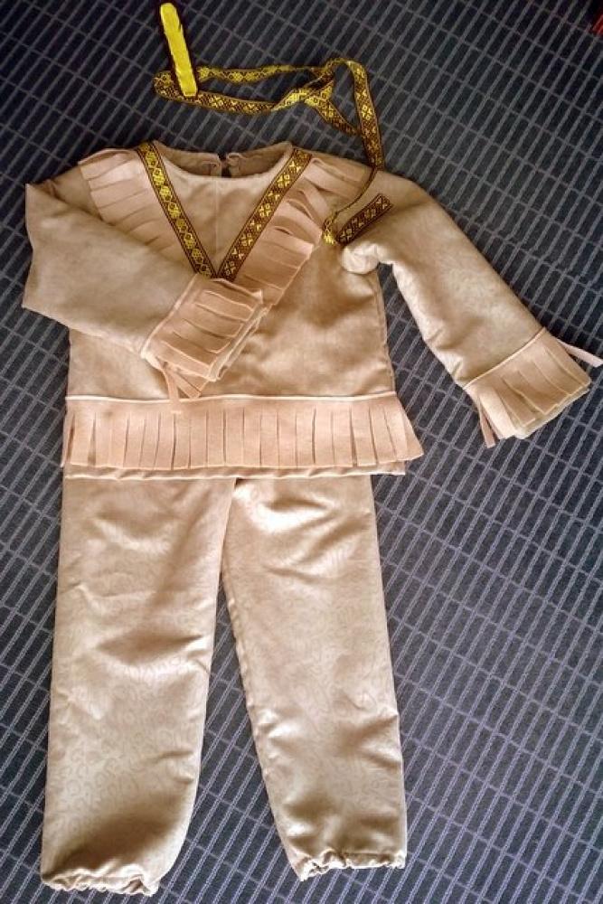 Indėno vaikiškas karnavalinis kostiumas