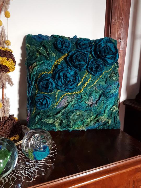 Jūra - pagalvėlė