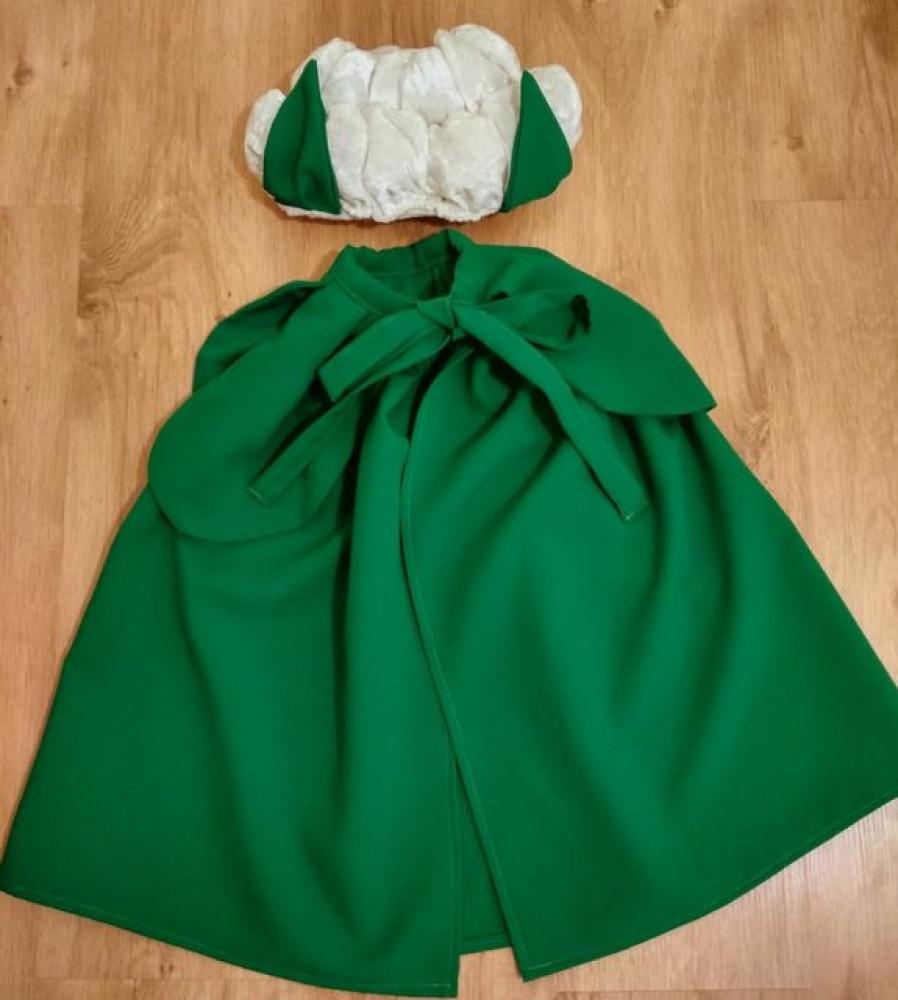 Kalafioro, kopūsto karnavalinis kostiumas