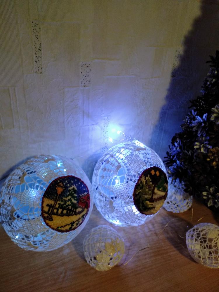 Kalėdiniai burbulai