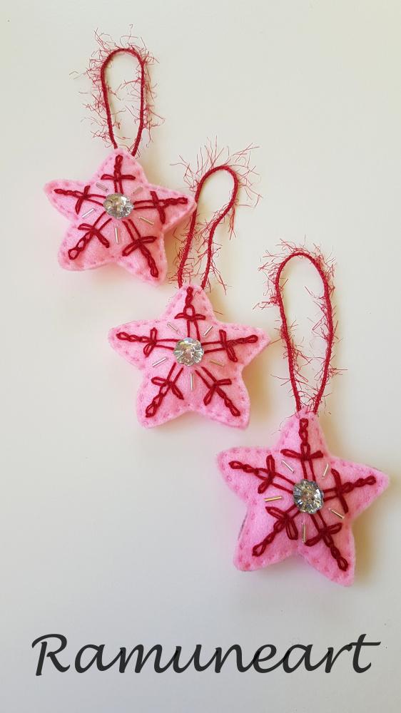 """Kalėdinis žaisliukas """"Žvaigždė 2"""""""