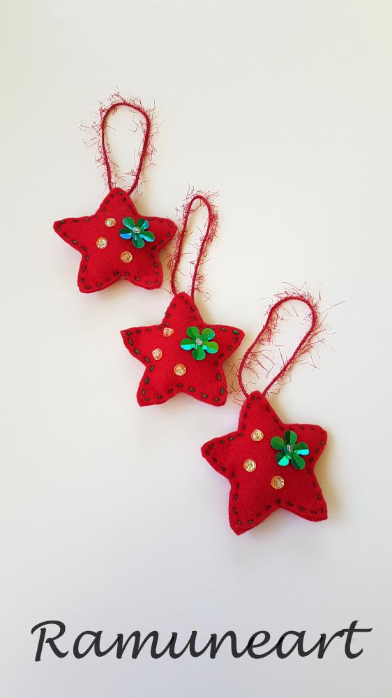 """Kalėdinis žaisliukas """"Žvaigždė"""""""