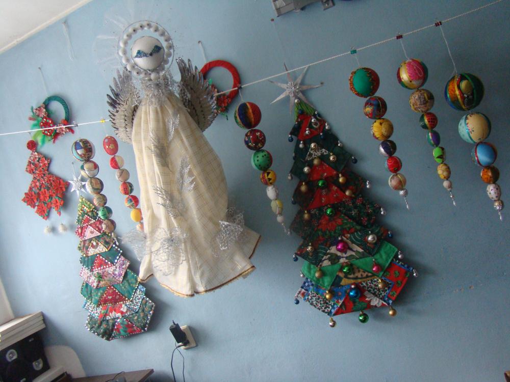 Kalėdų ir Naujųjų Metų aksesuarai