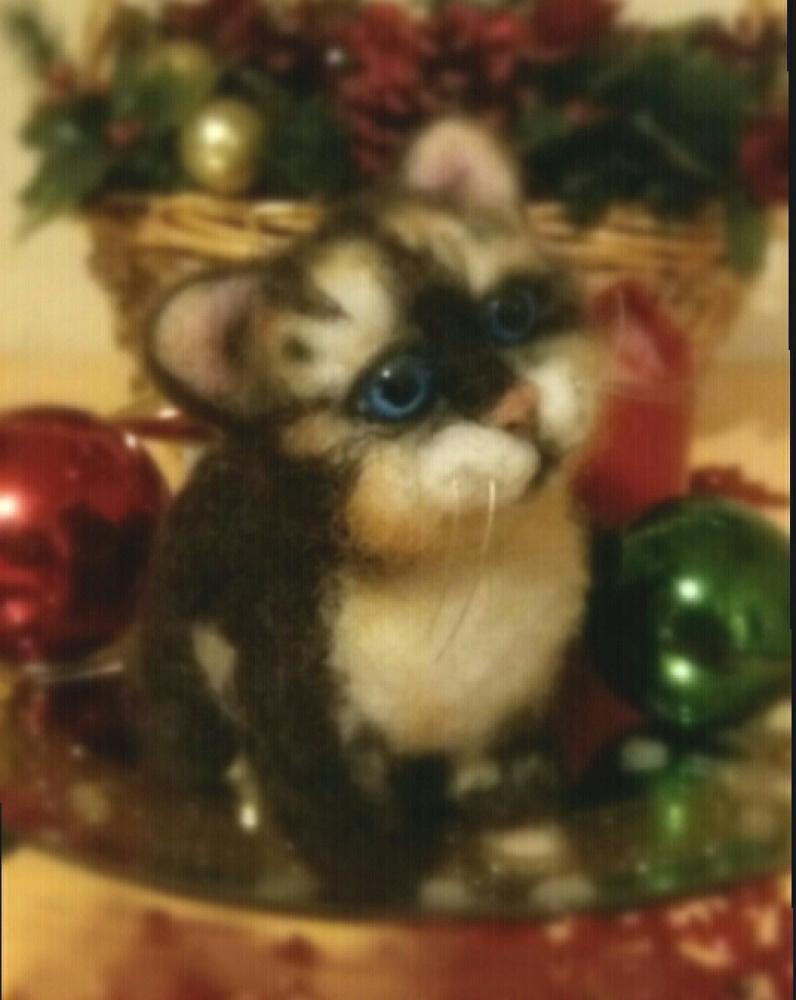 Katinukas dekorui