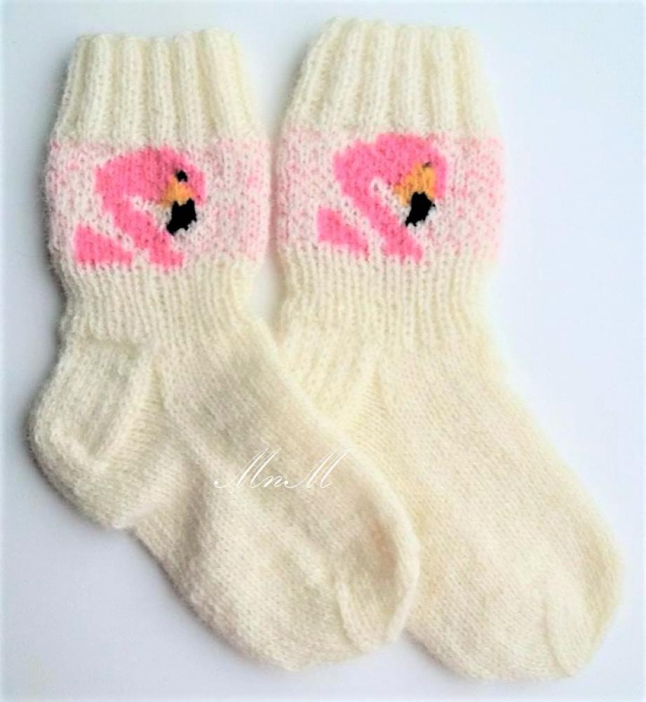 "Kojinytės '' Flamingai"""