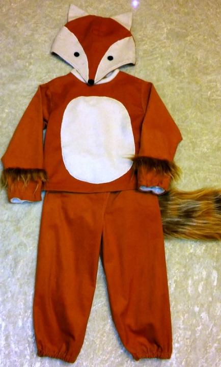 """Lapiuko kostiumas """"Gudruolis lapinas"""""""