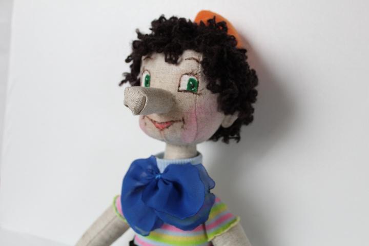 Lėlė Pinokis