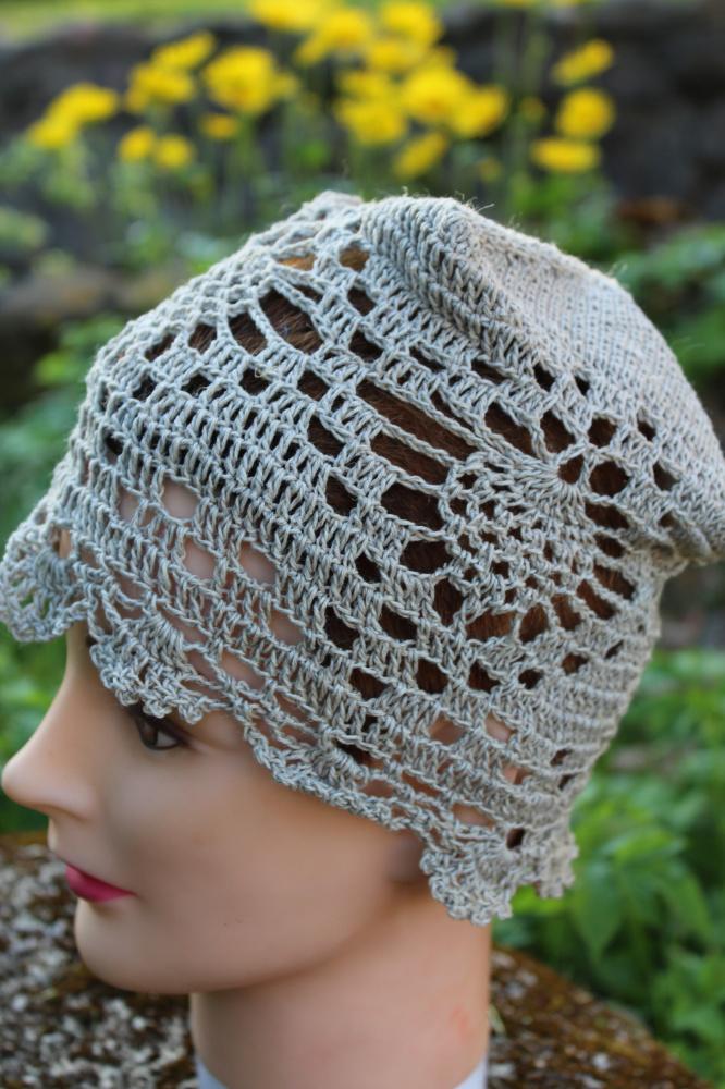 Lino kepuraitė