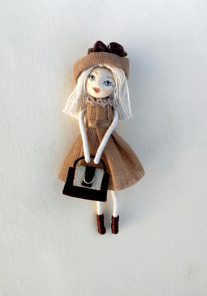 Lino mergaitė (sagė)