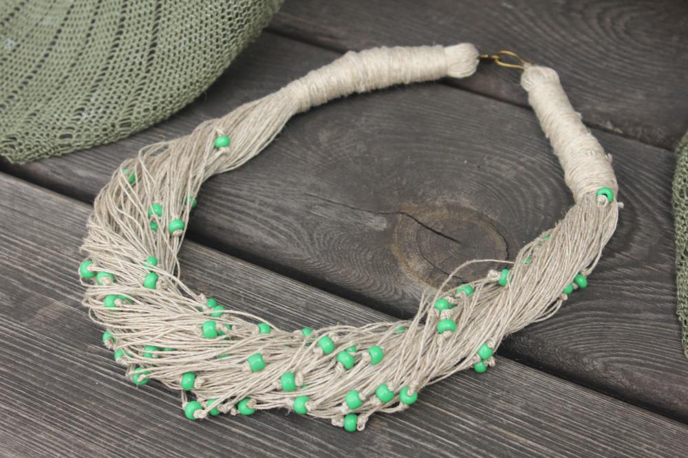 lino papuošalas