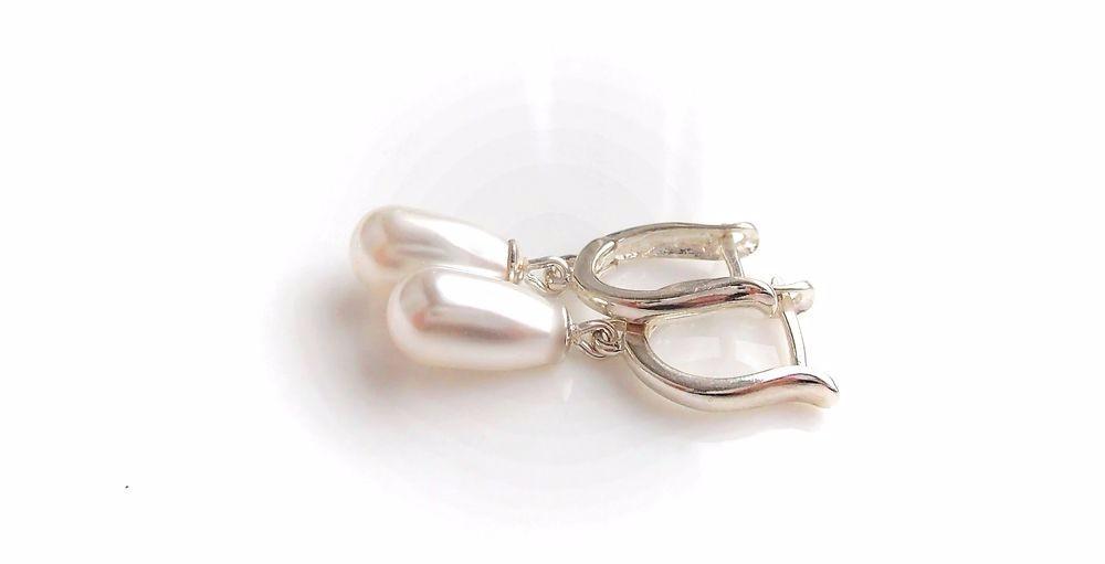 Maži perlų lašai
