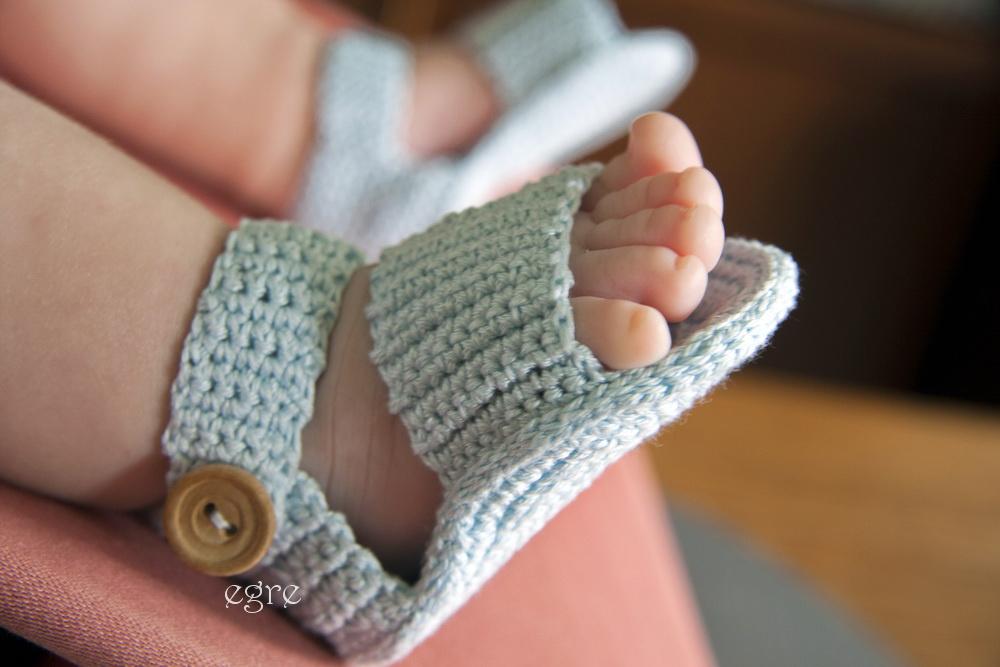 Megzti kūdikių sandalai