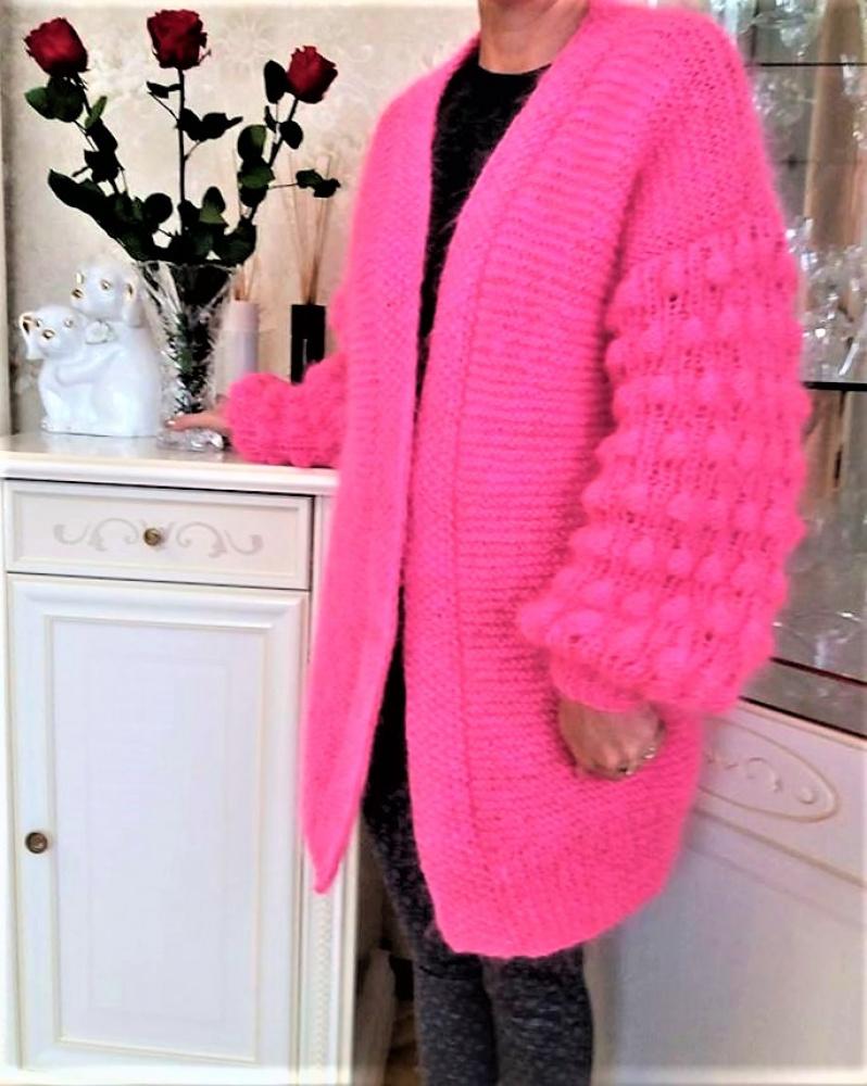 """megztinis """"Rožinė svajonė"""""""