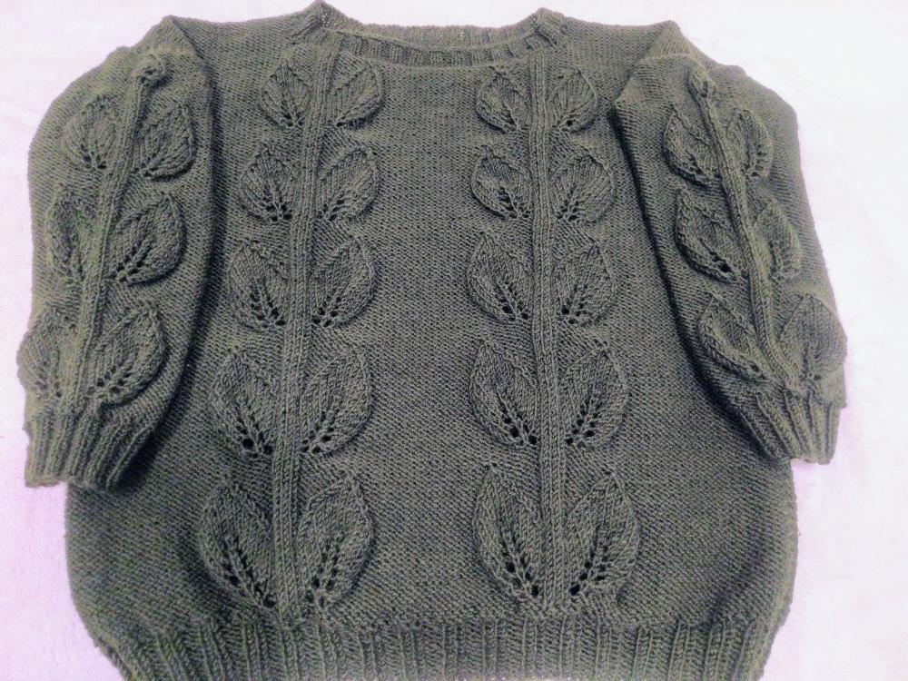 megztinis su lapais