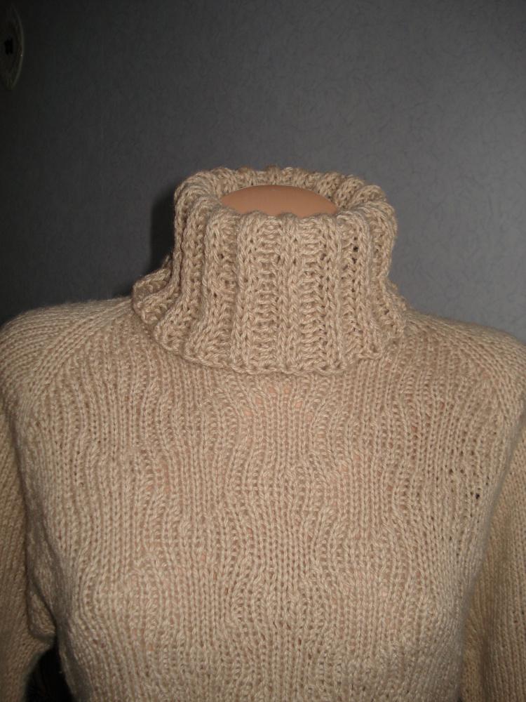 """Megztinis virbalais """"Smėlio kopos"""""""