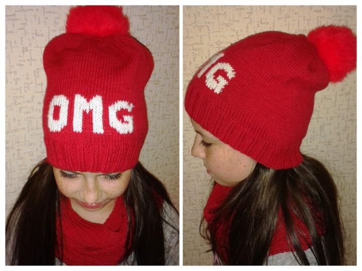 OMG kepurė