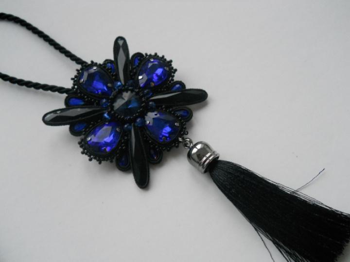 pakabukas blue&black