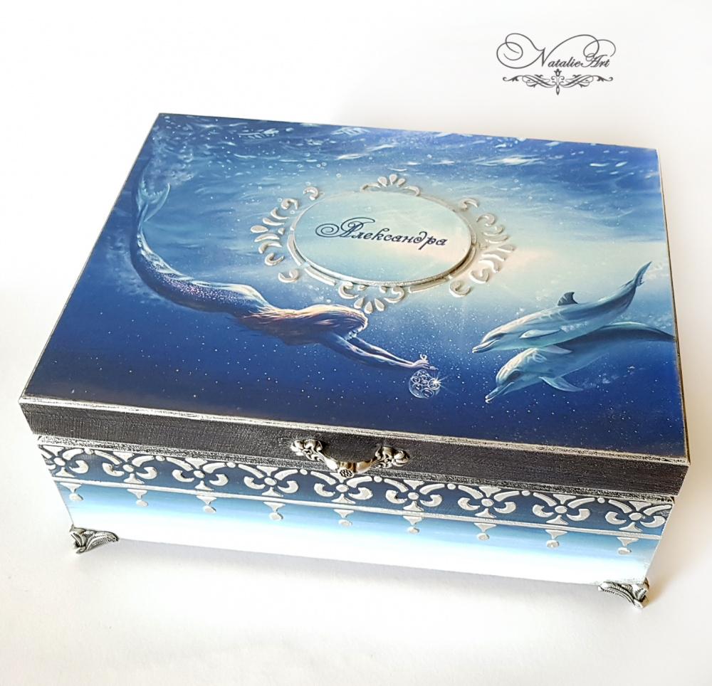Papuošalų dėžutė, prisiminimų dėžutė