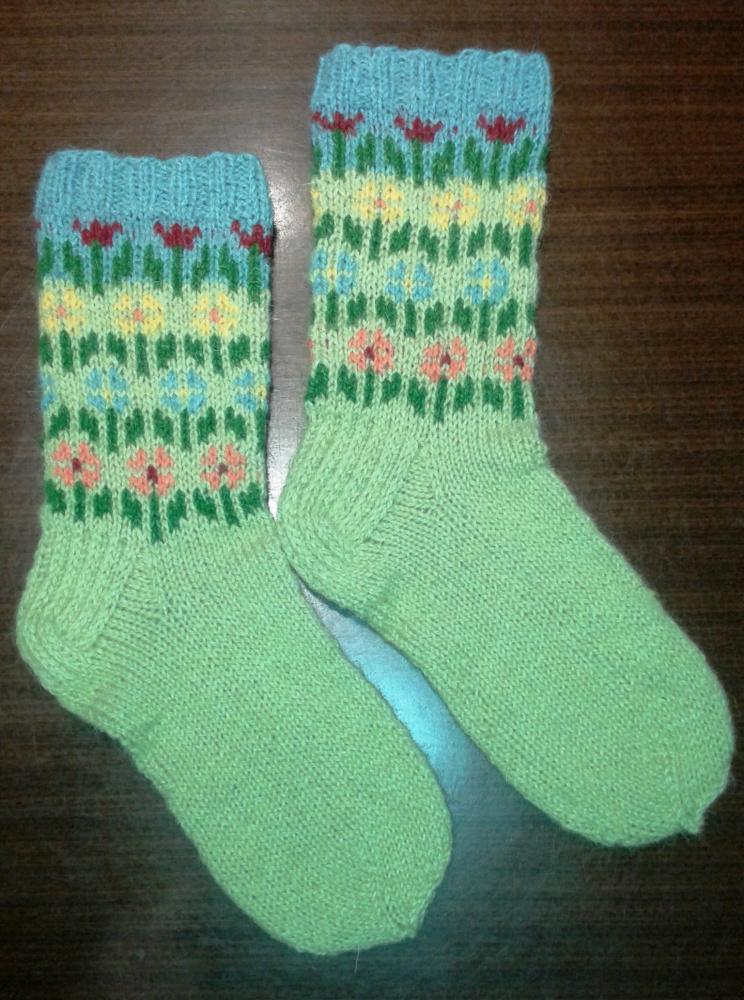 Pavasarinės kojinės