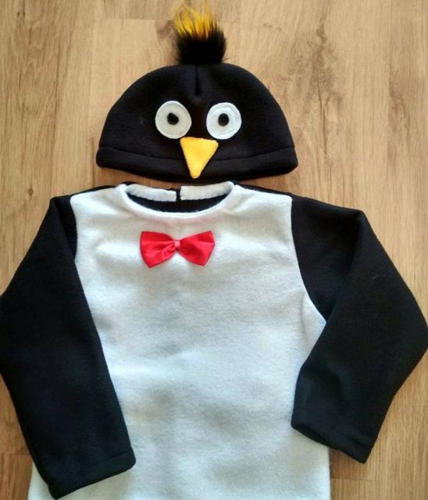 Pingvino karnavalinis kostiumas *2