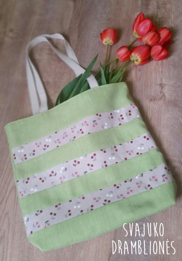 Pirkinių krepšys (Vyšnios)