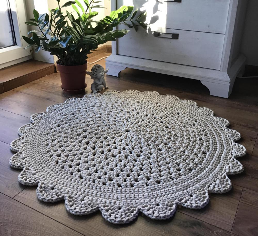 Rankų darbo kilimėlis