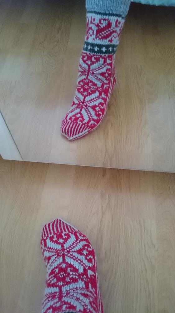 Raštuotos kojinės įvairios