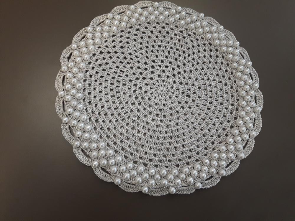 sidabro perliukai