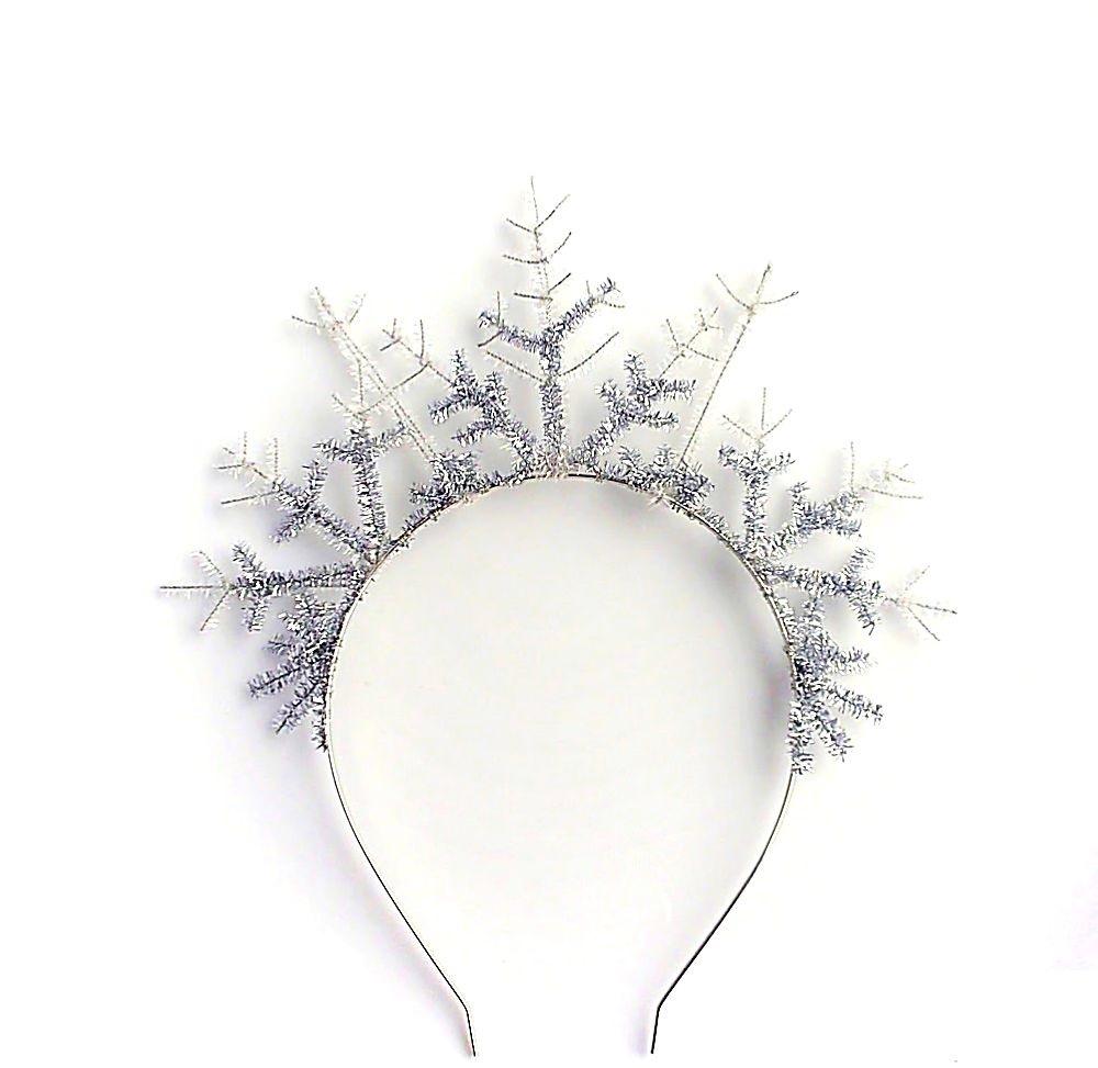 Sniego karalienės karūna