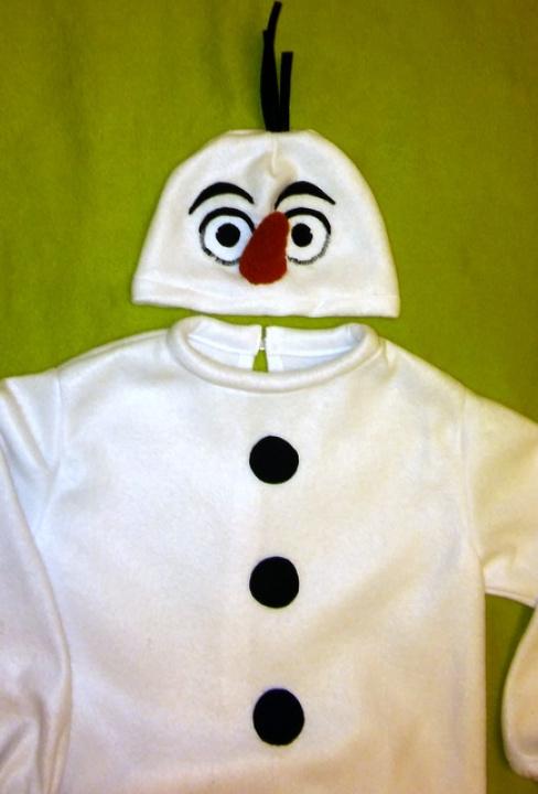 Sniego senis Frozen Olaf