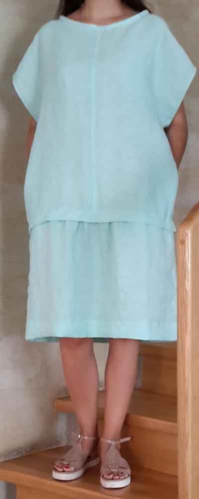 Suknelė Mėta
